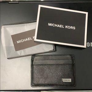 Michael kors slim wallet